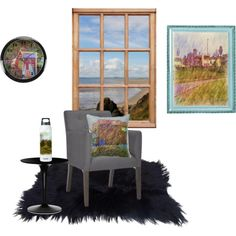 A small room by ziernor on Polyvore featuring interior, interiors, interior design, home, home decor, interior decorating, Kartell and SIGG