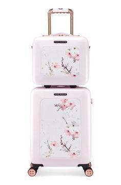 Ted Baker London Blossoms Vanity Case - Pink