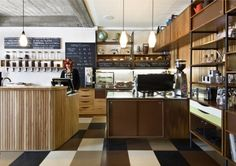 Coffee Supreme - New Zealand. I bet I would love it there!