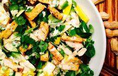 Thai-salat med kokos- og currydressing   NOAH - for dyrs rettigheter