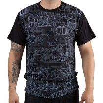 BEN HUNNA Men's Sublimated T-Shirt