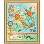 I love these kits from Dimensions (designed by Lori Siebert)