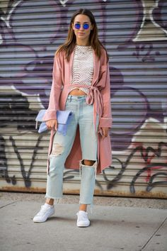 f0ae181412 Head-to-Toe Prints Made Street Style an Absolute Delight on Day 6 of NYFW