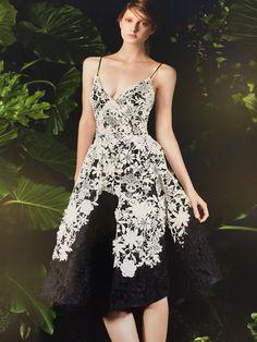 Les Habitudes#Los Angeles#Black tie optional cocktail dress