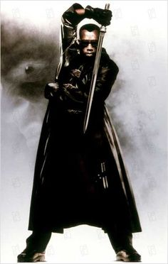 Blade 2 : Photo Wesley Snipes Marvel Comics Art, Marvel Comic Universe, Comics Universe, Marvel Heroes, Blade Film, Blade Movie, Marvel Live, Blade Marvel, Wesley Snipes