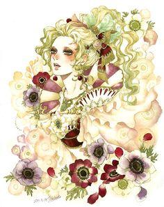 Artwork by Sakizo