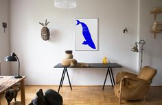 Whales / party poster by Gurowska on Etsy