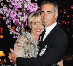 Greg Wise Emma Thompson Romance | Emma Thompson and Greg Wise at an after party for the movie - Saving ...