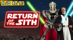 Hahahahaha this made my day!  Return of the Sith - Kid Bits