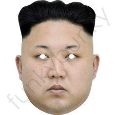 Kim Jong Un | Kim Jong-un Mask