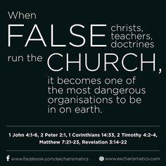 2 Timothy 4, Revelation 3, Christian Posters, 1 John 4, 2 Peter, Earth, Mother Goddess, World, The World