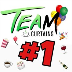 It's our birthday! Today we are celebrating the 1st anniversary of #TeamCurtains & what a year it has been. Let's skip the part where they deleted our Instagram account 3 times and be thankful for the 60K website views 160K YouTube views all of our supporters across Tumblr Facebook Instagram & our website and so so importantly the small team of five we have who operate this movement between our full time jobs.  We are so thankful to all of the artists who have given us an interview…