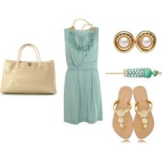 A fun spring date outfit