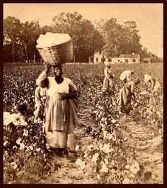 SLAVES, EX-SLAVES, and CHILDREN OF SLAVES IN THE AMERICAN SOUTH, 1860 -1900 (10) by Okinawa Soba, via Flickr