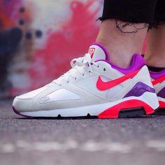 Sneakers femme - Nike Air Max 180