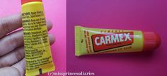 Miss Princess Diaries: Helping Lips Since 1937: Carmex Moisturising Lip balms