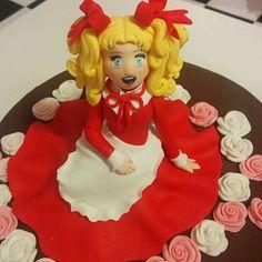 Decoracion de pastel por Laia_petitecerise