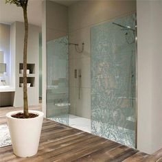 love these shower doors