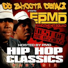 Hip Hop Classics Vol.6 Best Of The Business EPMD Mix Download - $3.00 #onselz
