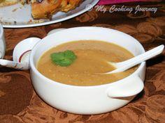 Lentil Soup (Middle Eastern)