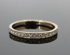 Vintage wedding band