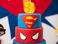 Ricardinho's 3 years old party