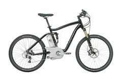 Cool electric moutain bike from Flyer