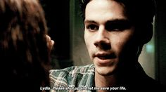 Stiles could save my life any day.