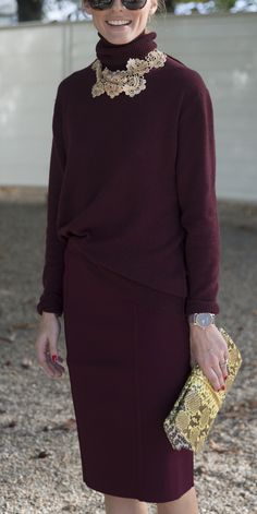 7 Surprising New Ways to Style a Turtleneck - With Elevated Extras  - from InStyle.com
