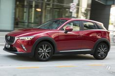 Mazda CX-3 2015 Review