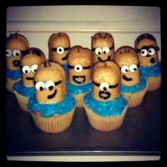 Minions Twinkies Minions Pinterest Pop Frostings