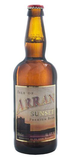 Isle Of Arran Sunset (January)