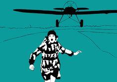 Fotografía Helmut Newton, ilustración Cristina Bernal.