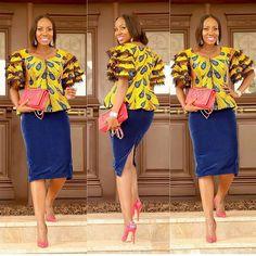 """280 Likes, 1 Comments - AnkaraCatalogue (@ankaracatalogue) on Instagram: """" #ankaracatalogue #buynigeria #buyafrica #africanfabrics #africanprint #ankarafreak #ankaraswag"""""""