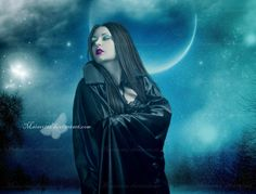 Starry Night by maiarcita.deviantart.com on @deviantART