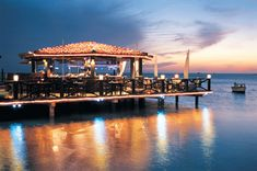 """Pinchos Grill & Bar   Aruba Restaurants Erin said, """"My brother and sister in law went to Pincho's Grill in Oranjestad and said that was really good and very romantic."""""""