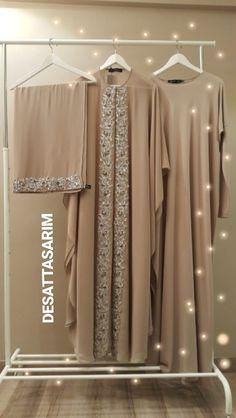 Fashion Arabic Style Illustration Description Kaftan – Read More – Islamic Fashion, Muslim Fashion, Modest Fashion, Fashion Dresses, Muslim Dress, Hijab Dress, Hijab Outfit, Abaya Pattern, Kaftan Abaya