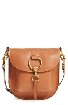 Frye Ilana Leather Saddle Bag- Handcrafted from vegetable-tanned Italian leather. Leather Saddle Bags, Leather Purses, Leather Wallet, Tote Handbags, Purses And Handbags, Wholesale Handbags, Beautiful Handbags, Cute Bags, My Bags