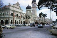 Kuala Lumpur, Malaysia, 1964