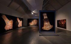 Kyungah Ham, exhibition view at carlier | gebauer, 2017. Courtesy of the artist and carlier | gebauer.
