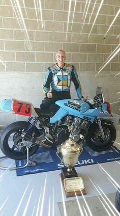 Suzuki Superbike, Motos Suzuki, Suzuki Bikes, American Motorcycles, Hot Bikes, Super Bikes, Katana, Bike Life, Custom Bikes