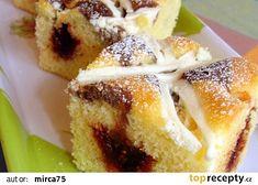 Jednoduché a rychlé těsto na koláč/řezy recept - TopRecepty.cz Kefir, French Toast, Breakfast, Food, Morning Coffee, Essen, Meals, Yemek, Eten