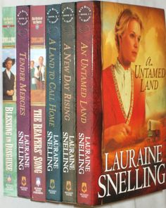 Red River of the North full series    http://www.ebay.com/itm/Lauraine-Snelling-RED-RIVER-OF-THE-NORTH-COMPLETE-1-6-Historical-Christian-Set-/280858108699?pt=US_Fiction_Books=item416472a31b#ht_571wt_1037