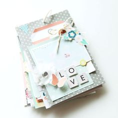 mini album by JINA-B at @studio_calico