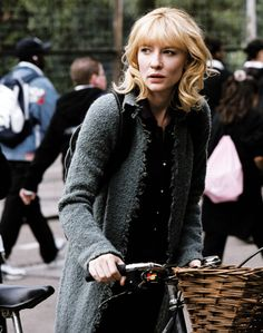 Cate Blanchett as Sheba Hart in Notes on a Scandal (2006)