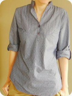 L'irbis: Carme blouse
