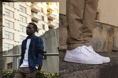 SPRING COURT B2 Classic: White/White/White | Available at HYPE DC