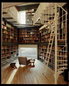 Beautiful homes for bookworms - Page 8 - CBS News