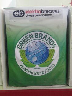 Green Brands #Austria Austria, Packing, Green, Bag Packaging
