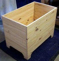 These Free Blanket Chest Plans Are Designed for the Woodworking Beginner